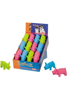 Nobby Domuz Sesli Latex Köpek Oyuncağı 11 cm