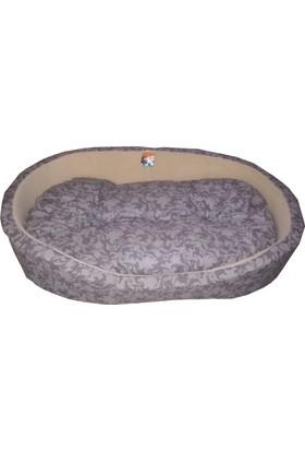 Ferplast Dandy 130 Kumaş Köpek Yatağı 130 X 80 X 25 cm Gri