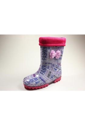 Pinkstep Çocuk Yağmur Çizmesi Md3360251
