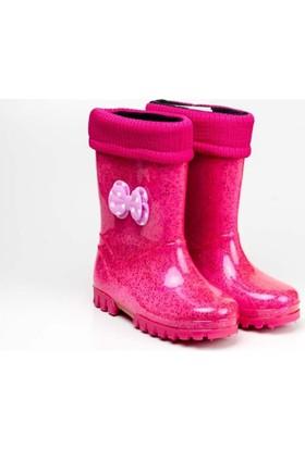 Pinkstep Çocuk Yağmur Çizmesi Md3360246