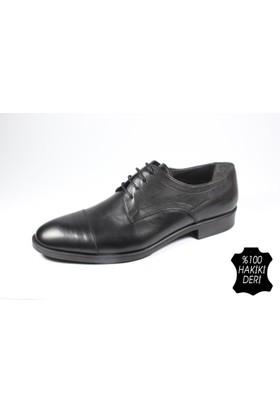 Pablo 222-4057 Siyah Erkek Klasik Ayakkabı