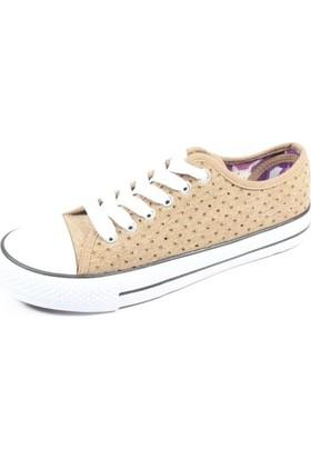 Dockers 216602 Gri Kadın Ayakkabı