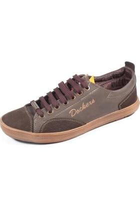 Dockers 217820 Kahverengi Kadın Spor Ayakkabı