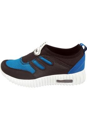 Feybıl 905 Siyah Saks Mavi Çocuk Erkek Ayakkabısı