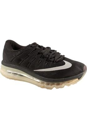 Nike Airmax Siyah Beyaz Kadın Yürüyüş Ayakkabısı