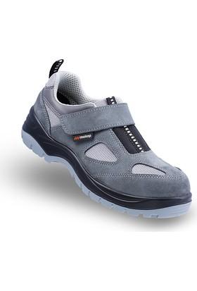Mekap 157 Süet Çelik Burunlu İş Ayakkabısı
