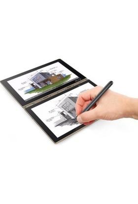 """Lenovo Yoga Book YB1-X91F 64GB Windows 10 Pro 10.1"""" FHD IPS İkisi Bir Arada Bilgisayar ZA150042TR"""
