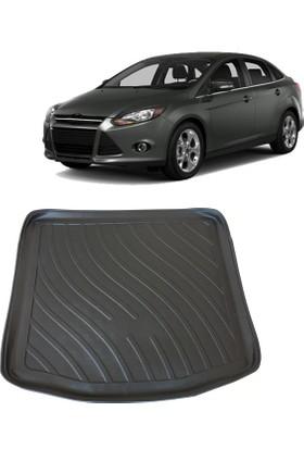 Ford Focus 3 Sedan 3D Bagaj Havuzu (Yüksek Zemin)