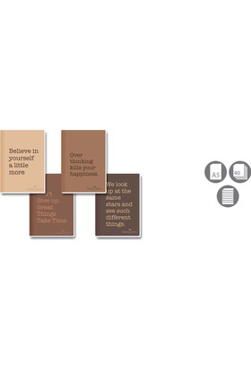 Faber Castell Krt Kpk Dik A5 Rephrase Çizgili