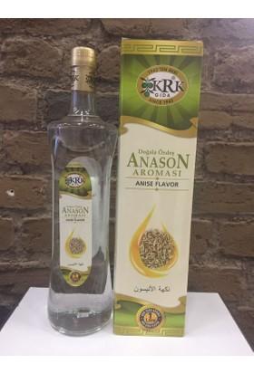 Krk Anason Aroması Cam Şişe 1 lt