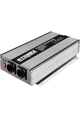 RTRMAX Rtm562 Invertör Dönüştürücü 12V/220V 1200W İnverter