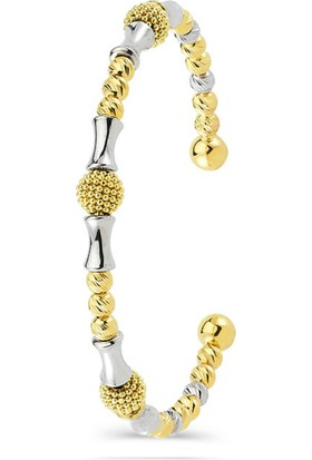 Dhamany Kadın Altın Bilezik- 14 Ayar Altın Bilezik - 10,80 Gr