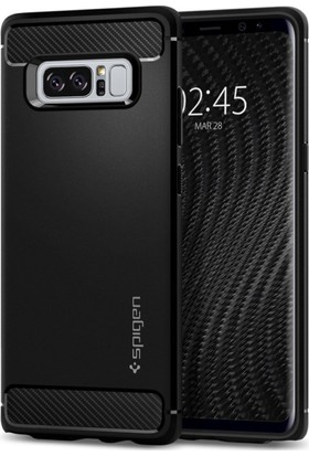 Spigen Samsung Galaxy Note 8 Kılıf Rugged Armor - 587CS22061