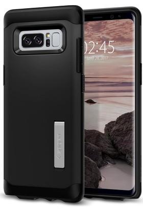 Spigen Samsung Galaxy Note 8 Kılıf Slim Armor Black - 587CS21835