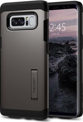 Spigen Samsung Galaxy Note 8 Kılıf Tough Armor Gunmetal - 587CS22080