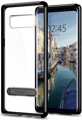 Spigen Samsung Galaxy Note 8 Kılıf Ultra Hybrid S Midnight Black - 587CS22069