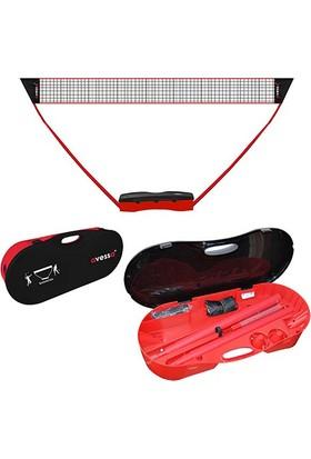 Avessa Ds 01002 Portatif Badminton Tenis Fileli Set