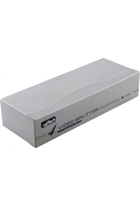 Uptech Kx502 4 Lü Vga Çoklayıcı 250 Mhz