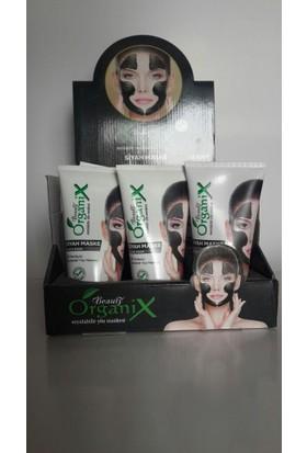 Organix Siyah Maske