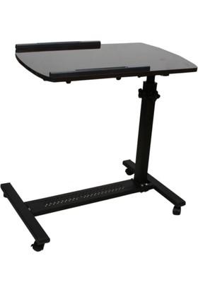 Hodbehod Eğim Ve Yükseklik Ayarlı Koltuk Ve Yatak Kenarı İpad-Tablet-Laptop-Notebook-Bilgisayar Oyun Sehpası