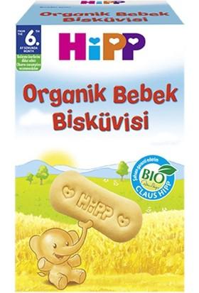 Hipp Organik Bebek Bisküvisi 150 gr - 3'lü