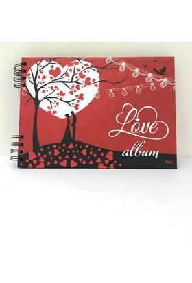 Dinc Aşk Temalı Kendin Yap Albüm Ve Hatıra Defteri