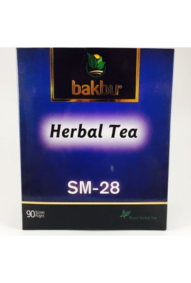 Bakbu Herbal Tea (Sm 28) 90Adet