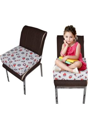Baskaya BebekÇocuk Sandalya Yükseltme Minderi