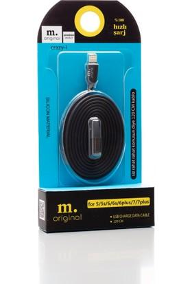 M.Original Ios Şarj Data Hızlı Kablo
