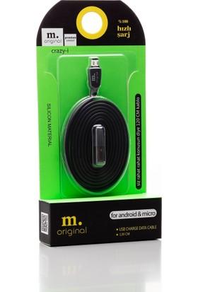 M.Original Androıd Şarj Data Hızlı Kablo
