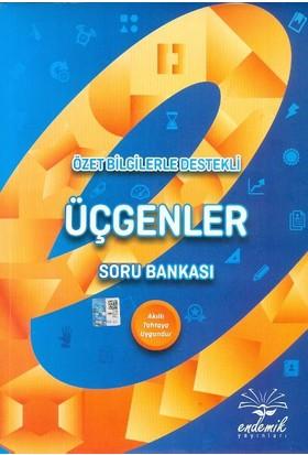 Endemik Yayınları Üçgenler Soru Bankası Endemik Yayınları