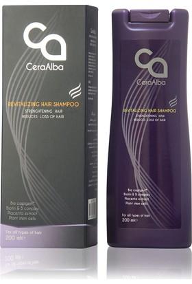 Cera Alba Canlandırıcı Saç Şampuanı