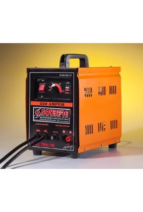 Soyberg 250 Eş Şarjlı Kaynak Makinası