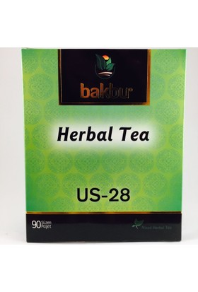Bakbu Herbal Tea (Us 28) 90Adet
