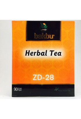Bakbu Herbal Tea (Zd 28) 90Adet