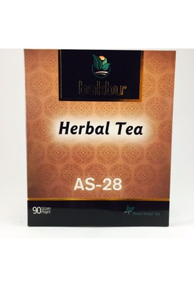 Bakbu Herbal Tea (As 28) 90Adet