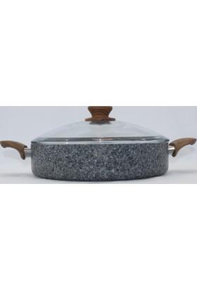 Taşhan Stone-H Karnıyarık Pilav Tenceresi 30 Cm