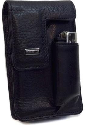 Grande Sigaralık Hakiki Deriden Üretilmiştir. 12.X7.X3 Cm Özel Dilini Çektiğinizde Sigara Kutusu Dışarı Çıkar Çakmak Gözü Var Kemer Takmalı Brit