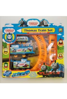Hdm Thomas Tren Oyuncak Tren Seti