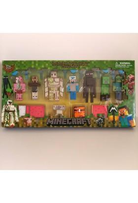 Hdm Minecraft Oyuncak 16 Parça