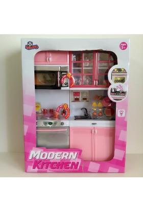 Hdm Mutfak Seti Oyuncak Fırın Kız Oyuncakları