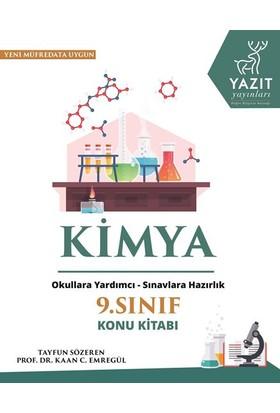 Yazıt 9.Sınıf Kimya Konu Anlatım Yazıt Yayınları