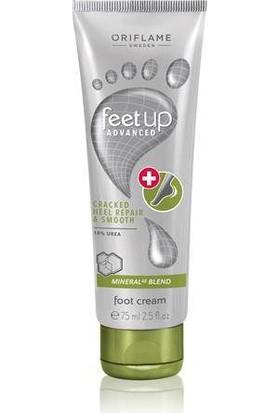 Oriflame Feet Up Advanced Çatlamış Topuklar İçin Onarıcı Krem 75Ml