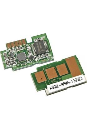 Brcn Clt-506L Mavi Toner Chip