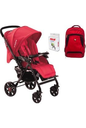 Beneto Bt-2040 Leone Çift Yönlü Alüminyum Bebek Arabası