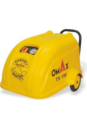 Omax Tx 150 Basınçlı Soğuk Yıkama Makinesi