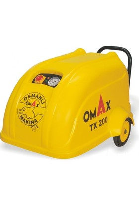 Omax Tx 200 Basınçlı Soğuk Yıkama Makinesi