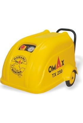 Omax Tx 250 Basınçlı Soğuk Yıkama Makinesi