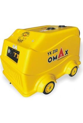 Omax Yx 250 Basınçlı Sıcak Soğuk Yıkama Makinesi