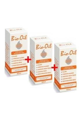 Bio-Oil Cilt Bakım Yağı 60 Ml 3 Lü Paket